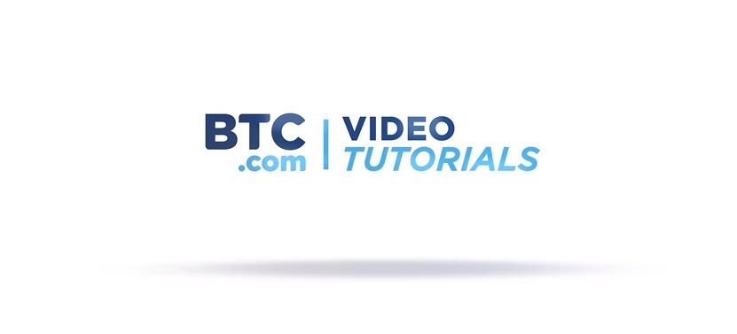 How to Setup and Use btc.com Bitcoin Wallet