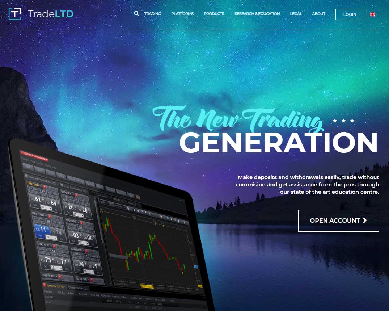 TradeLTD Broker Rating