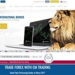 CM Trading Broker Rating