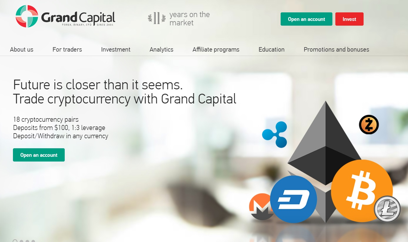 Grand Capital Review: When Trading Is Plain and Simple - Grand Capital