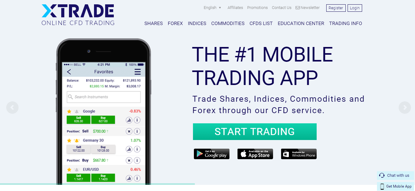 Xtrade.com.au Review: Assets Trade With a Difference