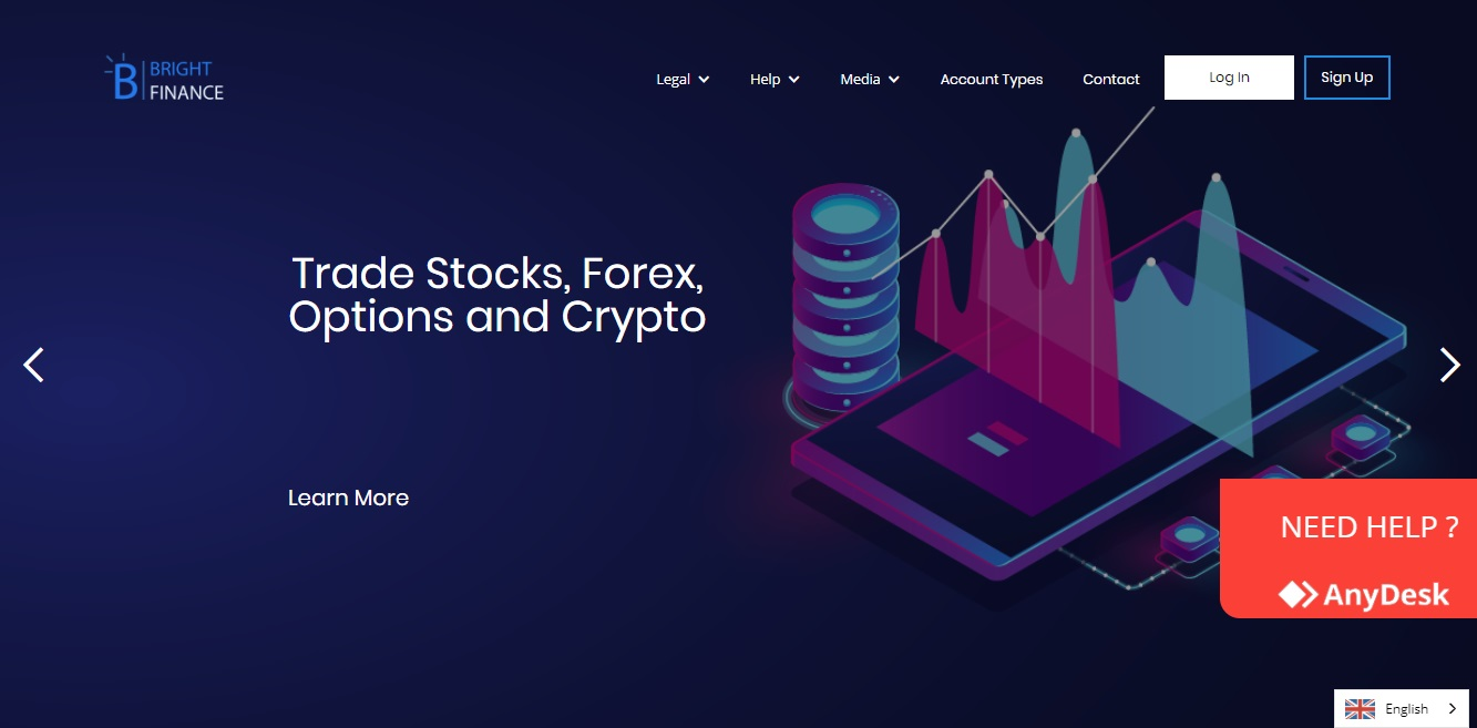 BrightFinance Review – The New Way To Trade Cryptocurrencies