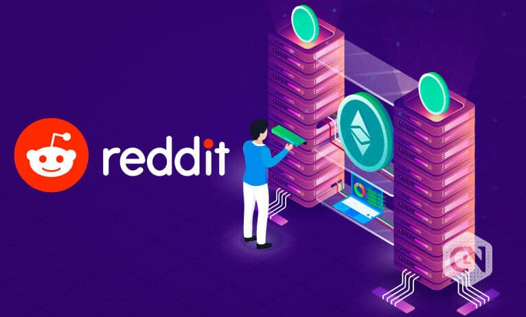 (Moon Token) Reddit Announces Ethereum-based Community Points System
