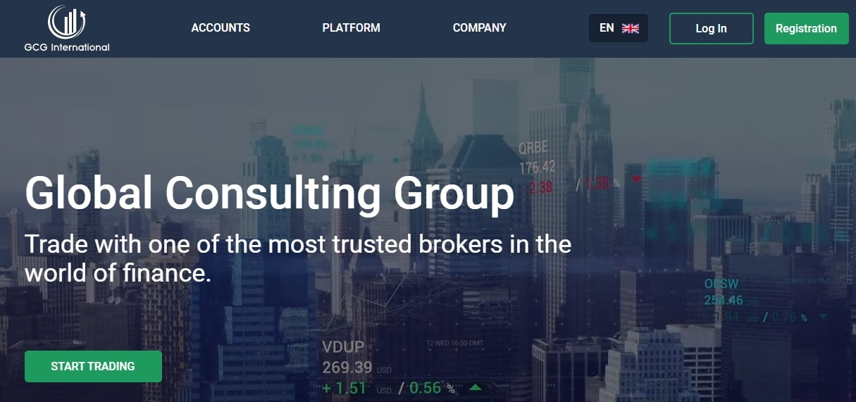 GCG International Review - A Flexible and Safe Trading Solution