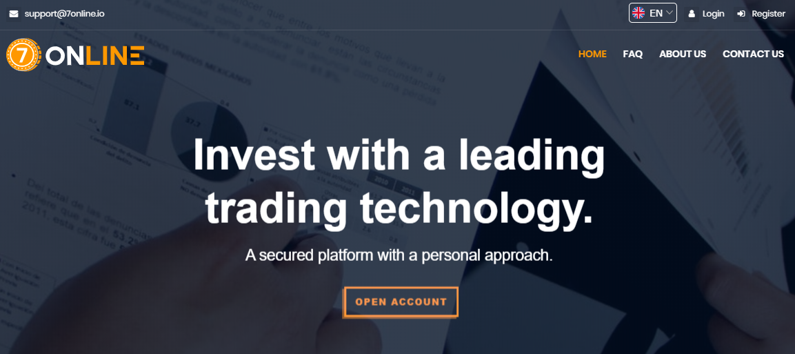 7Online Review – Trusted Online Trading Services?