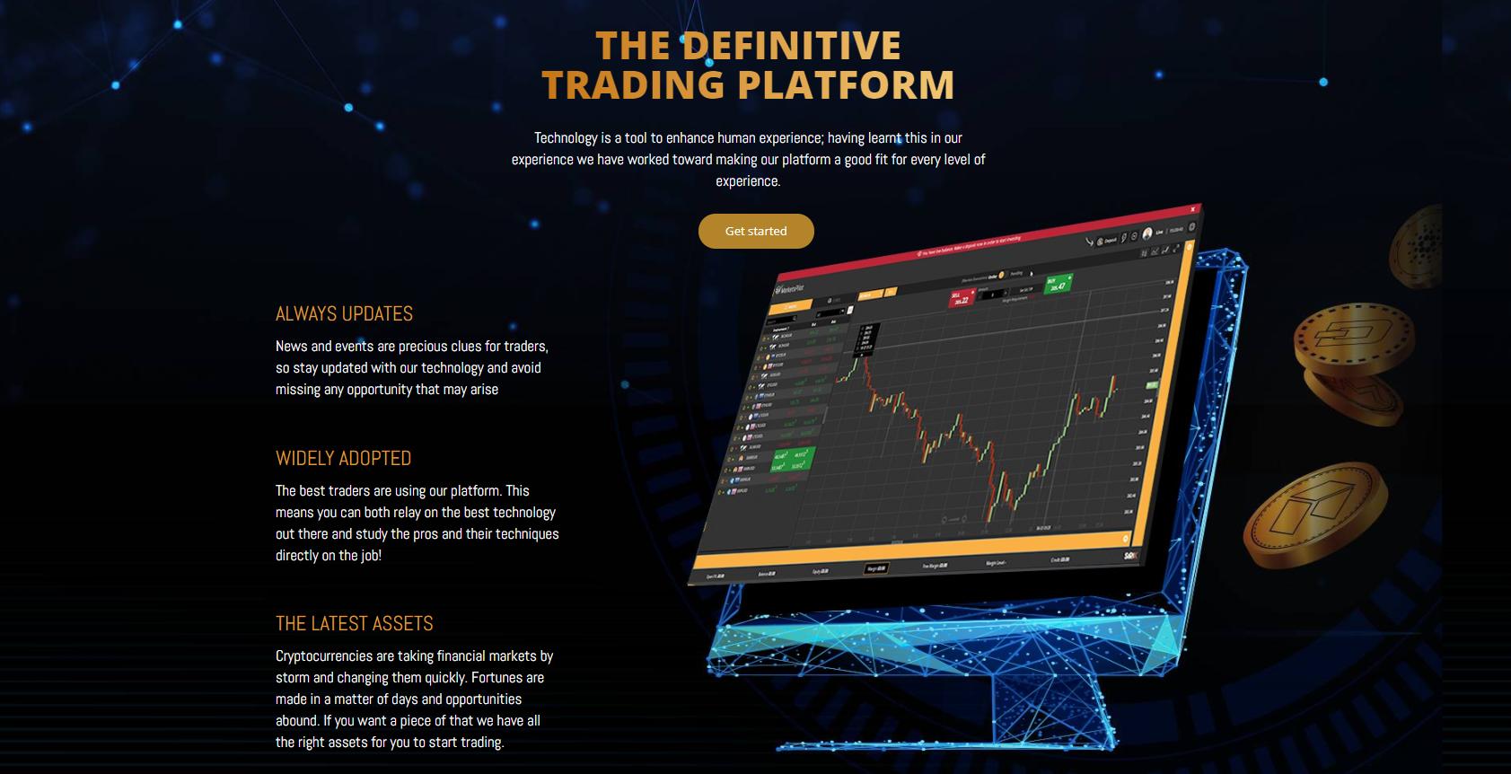 Markets Pilot Sirix