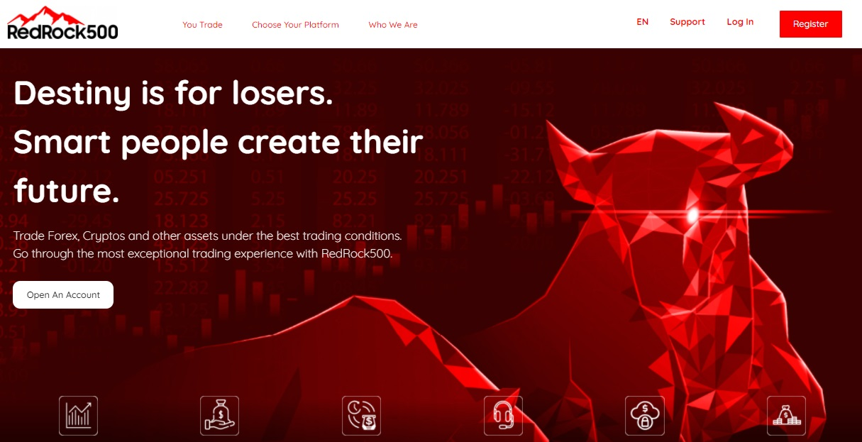 RedRock500 Review - How Traders Can Achieve Success in Trading With RedRock500.com