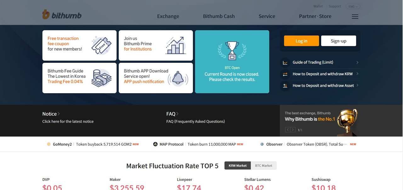 Bithumb Review: Why This Cryptocurrency Exchange Should Be On Your Radar