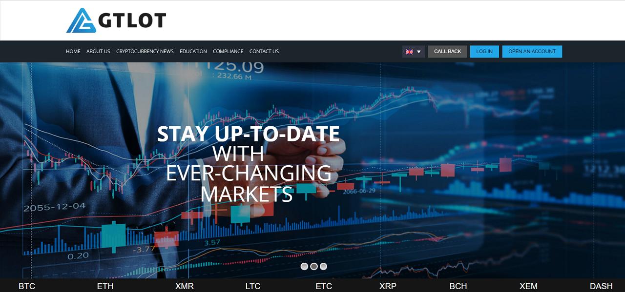 Gtlot website