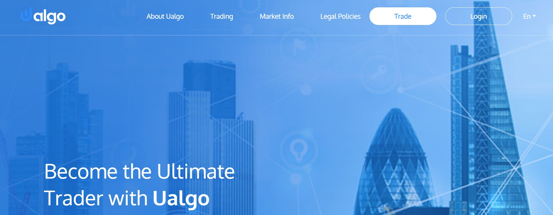 Ualgo website