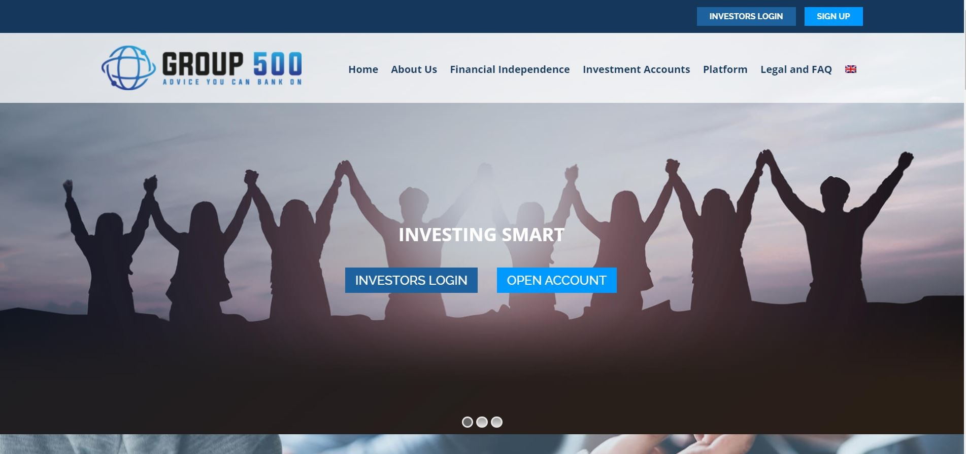 Group-500 Review - A Great Start To Your Online Trading Career