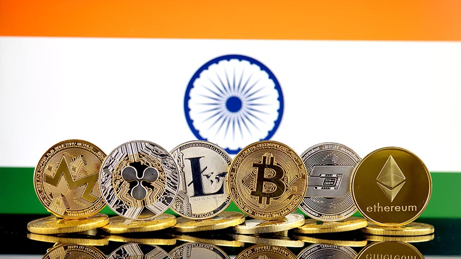 Digital Currency Craze – India Mines Jobs on Crypto Platforms